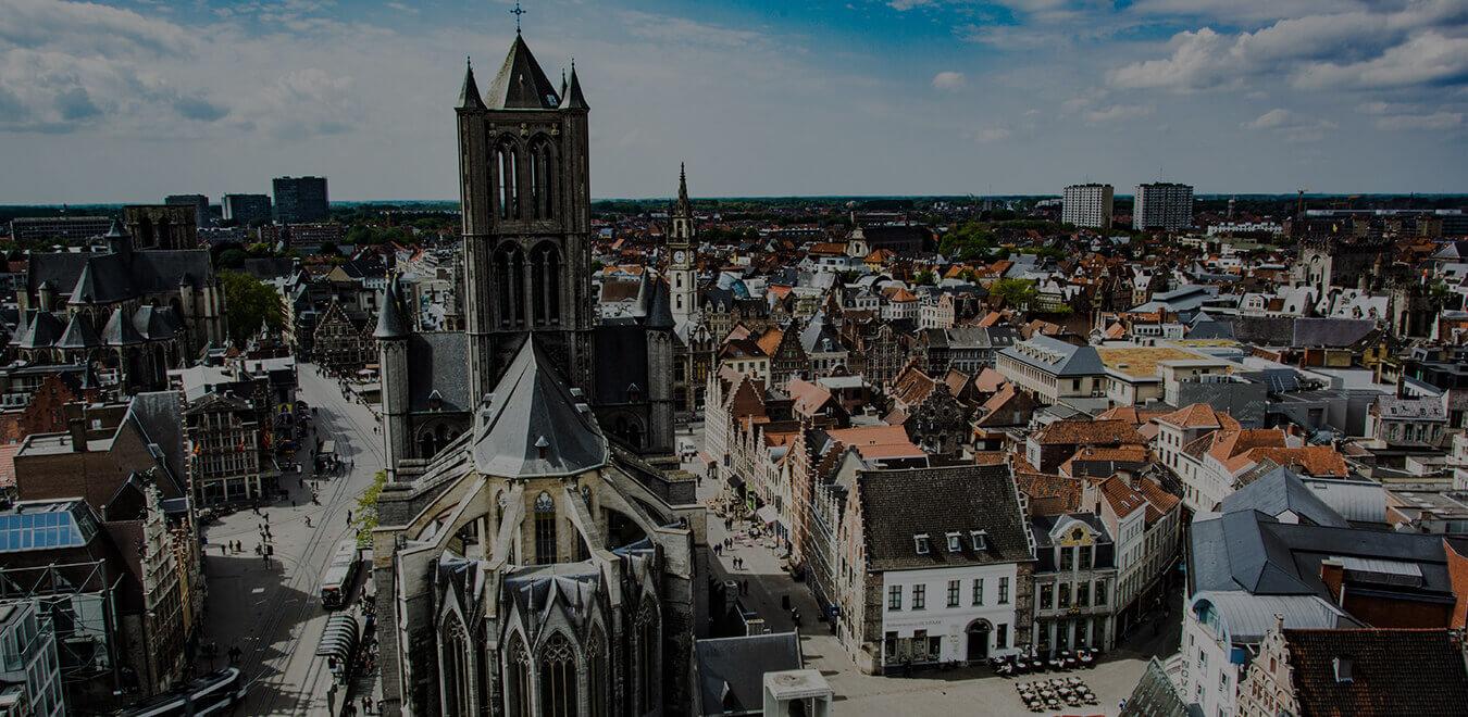 Belgium Trip from India